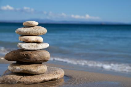 Beach-Balance